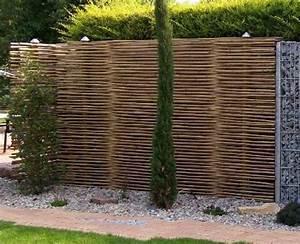 Bambus Sichtschutz Fr Den Garten