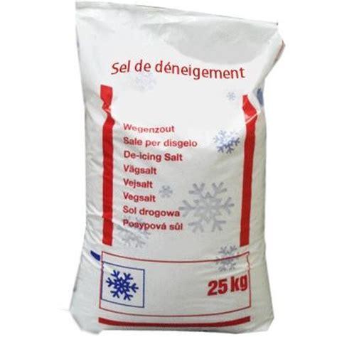 sel de déneigement sel de d 233 neigement en sac de 25 kg ref 2454 bourges
