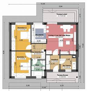 70, Square, Meter, House, Plans, -, Plenty, Of, Space