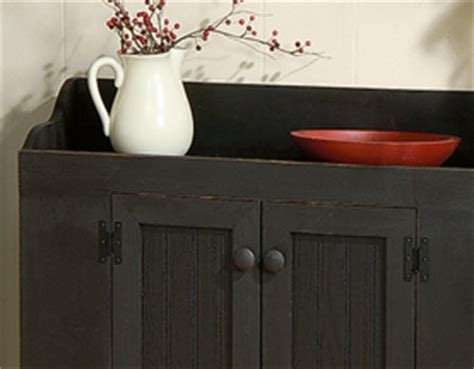 Cabinets & Cupboards   Dry Sinks   Sawdust City LLC