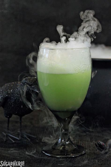 1 bowl kitchen witch 39 s brew halloween punch sugarhero