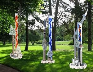 Glaskunst Für Den Garten : glas design kallenborn irsch gmbh ~ Watch28wear.com Haus und Dekorationen