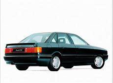 AUDI 90 B3 specs & photos 1987, 1988, 1989, 1990, 1991