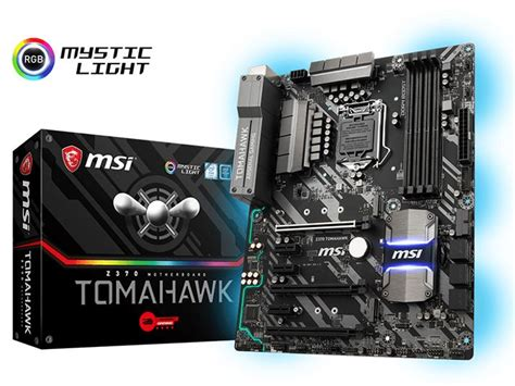 z370 tomahawk msi motherboard lineup gamesvillage