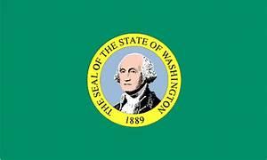 The Washington State Flag Washington