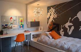Cool Teen Room The Whole Room This Is How I D Characterize This Stunning Bedroom