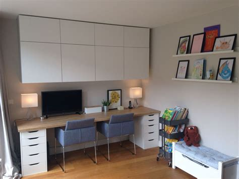 ikea bureau besta home office and area besta cabinets alex desk with