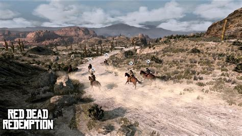 Red Dead Redemption Images Multi