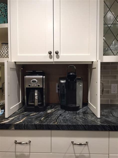 coffee cabinet hideaway    doors