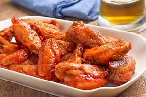Traditional Buffalo Chicken Wings Recipe