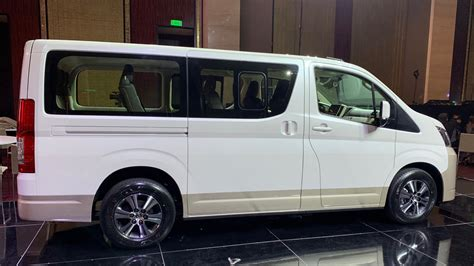 toyota hiace top gear philippines