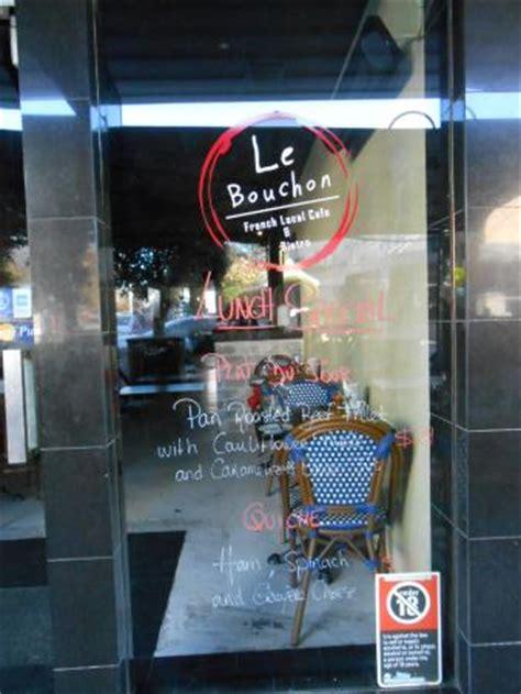 le bouchon cuisine lena staff julien owner le bouchon sydney picture