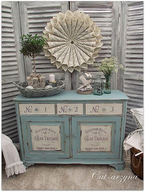 retaper armoire de cuisine meubles peints 20 idées relooking bricobistro