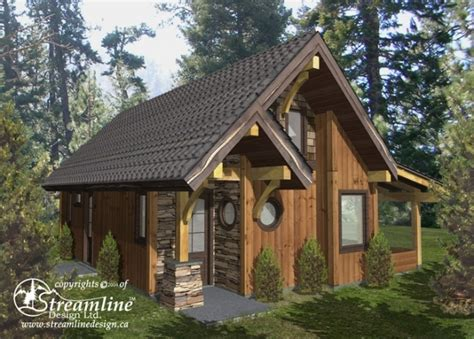 chelwood cabin timber frame plans sqft streamline
