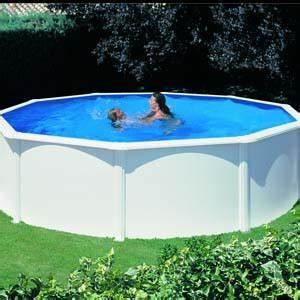 Piscine Hors Sol Metal : piscine hors sol metal ~ Dailycaller-alerts.com Idées de Décoration