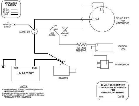 delco remy alternator wiring diagram fuse box and wiring