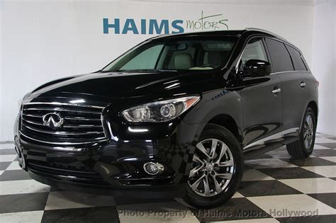 infiniti qx fwd dr  haims motors serving