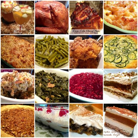 Soul food recipes like this deserve to be in either your christmas or thanksgiving menu. South Your Mouth: Southern Thanksgiving Recipes