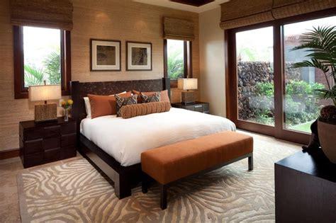 hualalai earthy haven modern bedroom hawaii