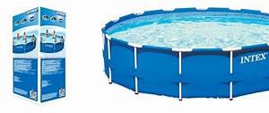 Frame Pool 366 : intex metal frame piscina 366 cm heuts it ~ Eleganceandgraceweddings.com Haus und Dekorationen