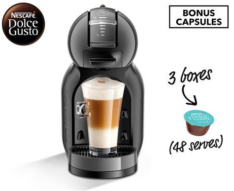 (ship from us) mini portable coffee maker pressure manual handheld coffee machine espresso machine handpress coffee machine for travel. Nescafé Dolce Gusto Mini Me Coffee Machine + Bonus Capsules | Catch.com.au