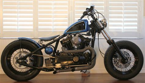 Sportster Bobber 1977 Ironhead Project
