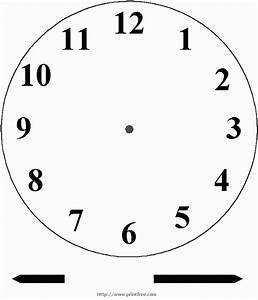 clock faces to print free With clock face templates for printing