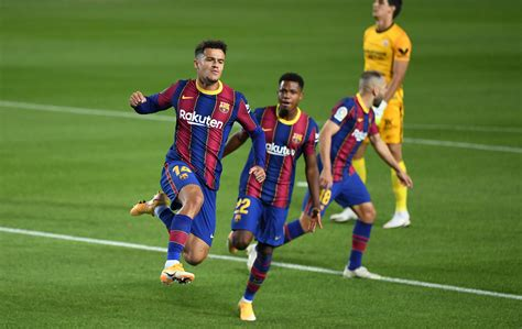 Pjanic to Start: Predicted 4-2-3-1 Barcelona Lineup vs ...