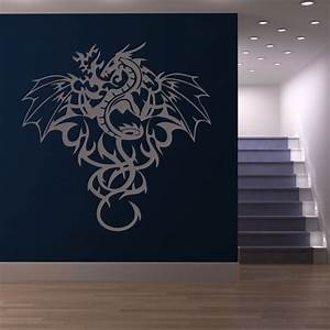 dragon wall art roselawnlutheran With dragon wall decals