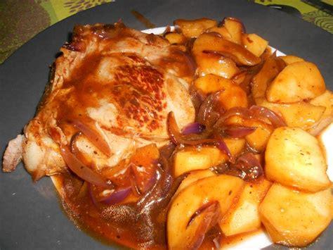 romarin en cuisine côtes de porc aux pommes et au romarin une princesse en