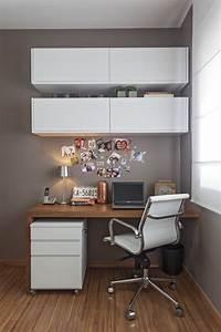 Schreibtisch Wohnzimmer Lösung : 9 pfiffige tipps f r ein gut geordnetes und funktionelles home office ~ Markanthonyermac.com Haus und Dekorationen