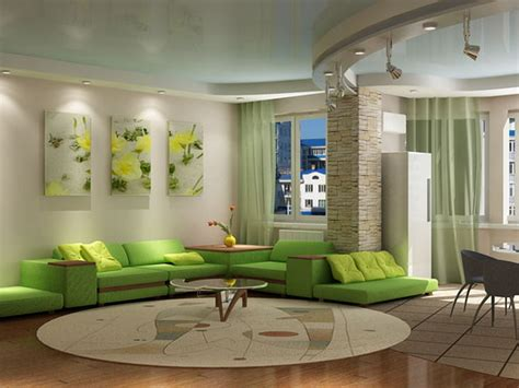 cozy green living room designs