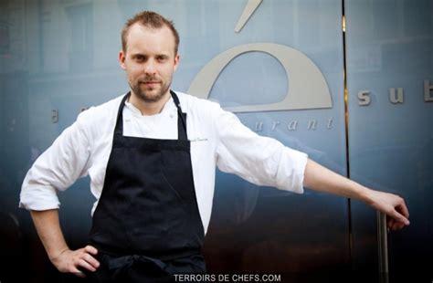 stage cuisine grand chef portrait chef david toutain