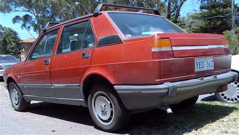 1980 Alfa Romeo by 1980 Alfa Romeo Giulietta Photos Informations Articles