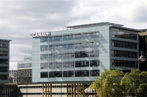 siege canal canal annonce la création d 39 une société commune avec