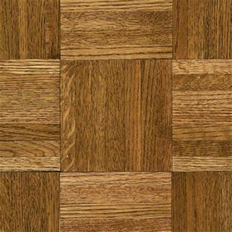 parquet flooring thickness bruce natural oak parquet spice brown 5 16 in thick x 12 in wide x 12 in length hardwood