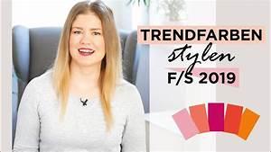 Trendfarben Sommer 2019 : so lassen sich die trendfarben stylen pantone modefarben fr hling sommer 2019 youtube ~ A.2002-acura-tl-radio.info Haus und Dekorationen
