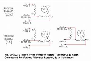 2 Phase Motor Drawings  1