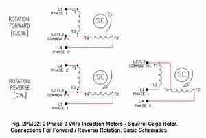 2 Phase Motor Drawings  1