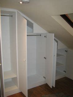 1000 images about closet ideas on sloped