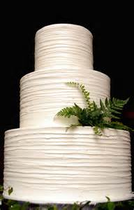 Simple Wedding Cakes with Buttercream