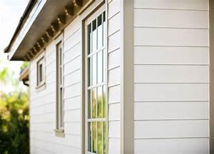 Bardage Fibre Ciment : fibre ciment mba bois et construction durable ~ Farleysfitness.com Idées de Décoration