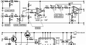 Mini Subwoofer Circuit - 22w