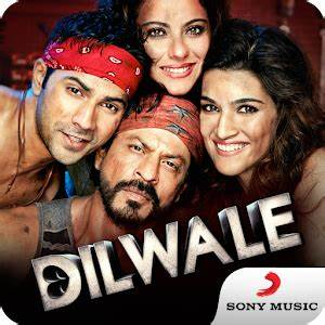 Dilwale Movie Songs - Android Apps on Google Play