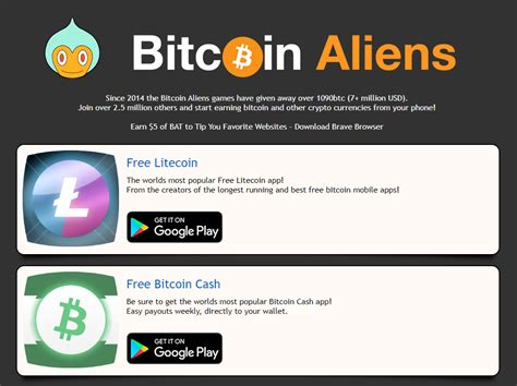 At this point in time there aren't many reasons to convince someone to use bitcoin instead of cash. ☑️NEW - Bitcoin Aliens app Reviews: SCAM or LEGIT? | BeerMoneyForum.com - We Help Each Other to ...
