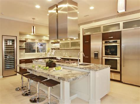 contemporary kitchen islands 3 best kitchen layout ideas for house with small space