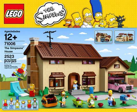 71006 the simpsons house brickipedia the lego wiki