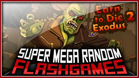 Super Mega Random Flash Game