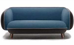 snoopy canape genereux par iskos berlin blog esprit design With canapé design allemand