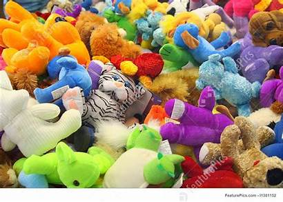 Stuff Toys Featurepics Assorted Colorful